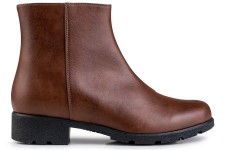 Grip+ Ankle Boot Brown