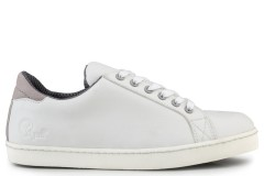 Soft Sneaker White Grey