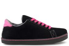 Soft Sneaker Black Pink