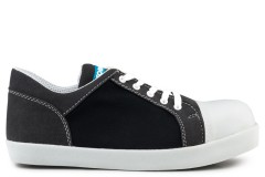 Low Safety Sneaker S2-P-SRC Black