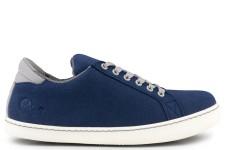 Soft Sneaker Bleu/Gris