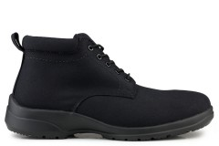 Easy Walker Boot Black