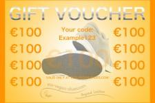 Gift voucher €100,00