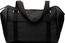 Eco Vegan Shoes Shoulder bag Noir