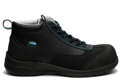 Ankle Boot Safety S1-P-SRC Black