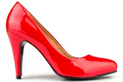 Estelle High Heels Rouge