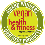 Vegan Health and Fitness Award Logo