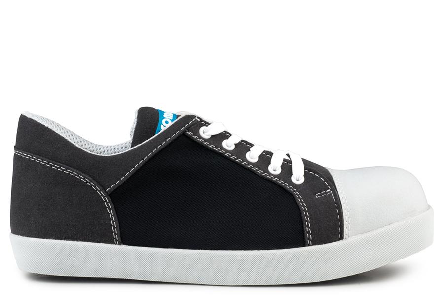 Low Safety Sneaker S2-P-SRC Black