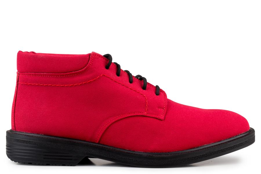 London Walker Boot Red