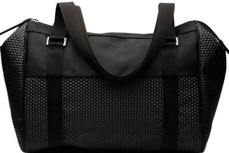 Eco Vegan Shoes Shoulder bag Black