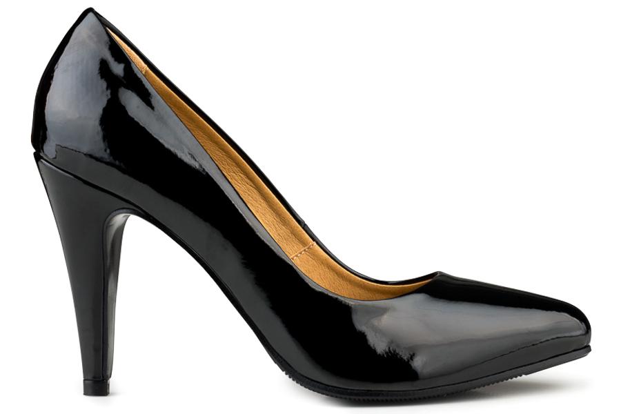 Estelle High Heels Noir
