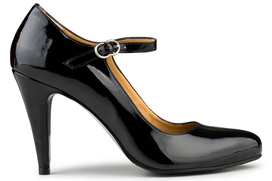 Hellen High Heels Noir