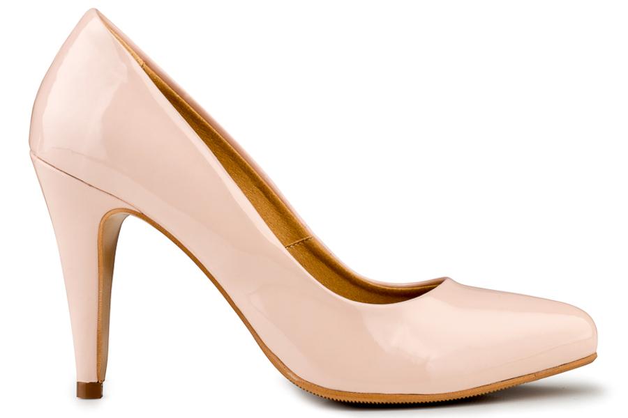 Estelle High Heels Beige