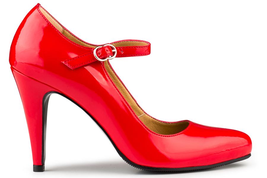 Hellen High Heels Rouge