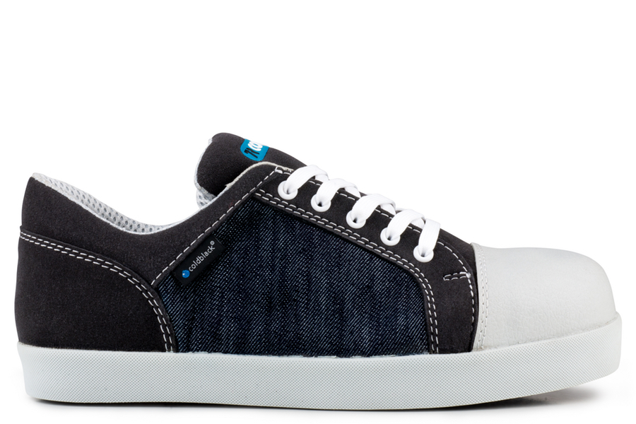 Low Safety Sneaker S2-P-SRC Jeans