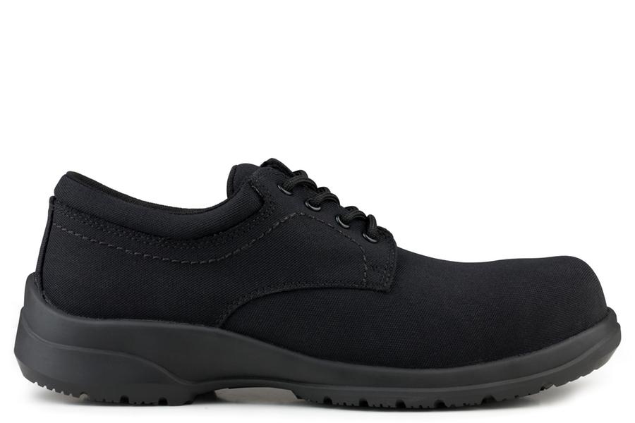 Easy Walker Advanced Swiss Fabric S3-SRC Safety Shoe Noir