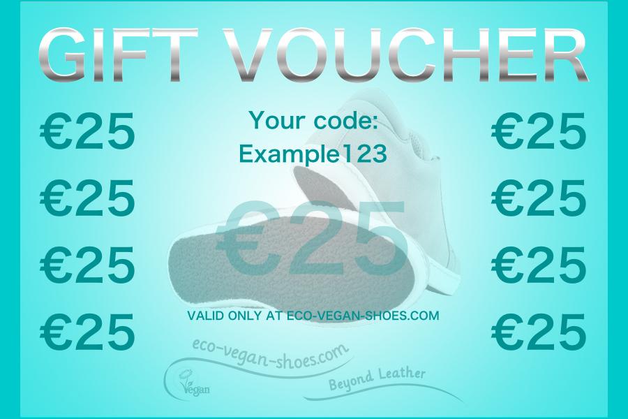 Gift voucher €25,00