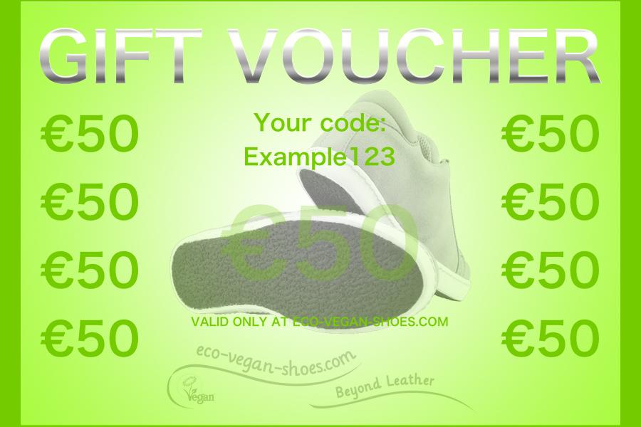 Gift voucher €50,00