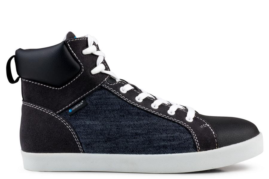 High Top Sneaker Jeans